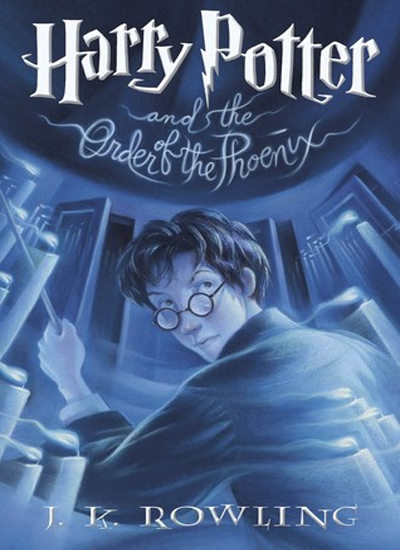 Harry Potter and the Order of the Phoenix by Joanne K. Rowling