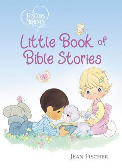 Precious Moments Little Book of Bible Stories by Precious Moments