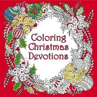 Coloring Christmas Devotions by