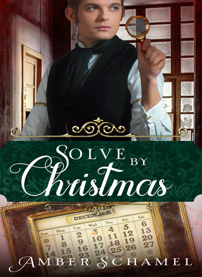 Solve by Christmas by Amber Schamel